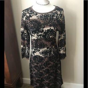 Nine West sweater dress, medium